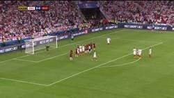 Enlace a Hace 2 años, Eric Dier marcó el primer gol de Inglaterra en la Euro 2016
