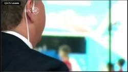 Enlace a En Panamá, los periodistas lloran al escuchar el himno de su país por primera vez en un Mundial de fútbol