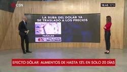 Enlace a VIDEO: Ruidoso grito de gol en estudio de TV argentino durante programa
