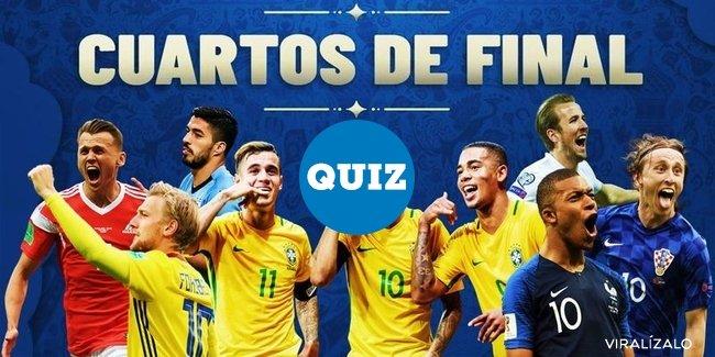 1043544 - ENCUESTA: ¿Quiénes pasarán a semifinales? (Mundial Rusia 2018)