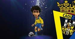 Enlace a Para los más jóvenes: Mágico González, el único jugador que Maradona dice que era mejor que él