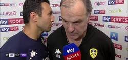 Enlace a Marcelo Bielsa intentó pronunciar algunas palabras en inglés post victoria del Leeds ante el Stoke City. ¡Grande!