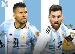 Enlace a Cómo conoció el Kun a Messi en la sub20