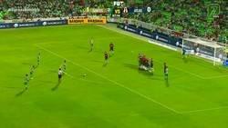 Enlace a El gol de falta más suave de la historia, casi es un panenka