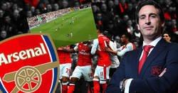 Enlace a El lavado de cara que le ha dado Emery al Arsenal queda claro en este golazo de todo el equipo