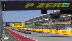 Enlace a Raikkonen pasa a Hamilton, Alonso fuera y Vettel choca con Ricciardo. Casi nada