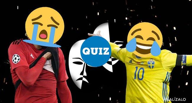 1056912 - TEST: ¿Estos jugadores estaban celebrando un gol o lamentando un fail?