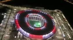 Enlace a BRUTAL el Metropolitano del Atlético de Madrid desde el aire