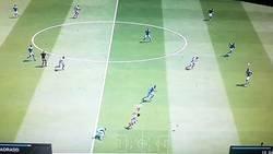 Enlace a Récord de palos en una jugada en FIFA19