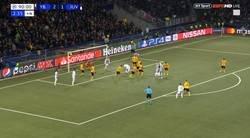 Enlace a CR7 le costó el empate a la Juve en el 93' y un golazo a Dybala por intentar desviar la pelota en offside