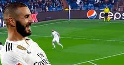 Enlace a Este vídeo resume a la perfección el estado de forma del Real Madrid, y no, no es un vídeo al revés