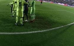 Enlace a El teatro descarado del Barça frente al Levante