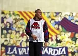 Enlace a El extraño vídeo de Ronaldo regateando a Mourinho y Guardiola en un entrenamiento