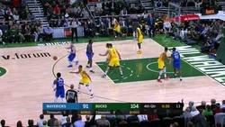 Enlace a Luka Doncic se convierte en el segundo jugador más joven en marcar un triple doble en la NBA