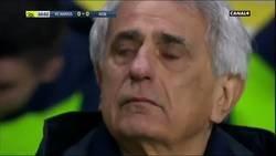 Enlace a La reacción del entrenador del Nantes en el minuto en homenaje a Sala