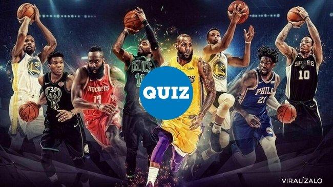 1063788 - ¿Qué jugador de la NBA eres? ¿Curry? ¿Lebron? ¿Doncic?