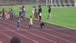 Enlace a Rudolph Ingram es la mayor promesa del atletismo ahora mismo. Tiene 7 años y corre 100 metros en 13 segundos