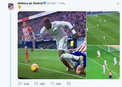 Enlace a El Rayo Vallecano le contesta al Atlético de Madrid con un zasca brutal del que se sabrá hasta el final de los tiempos