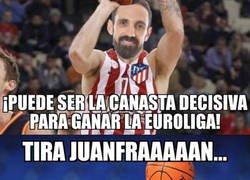 Enlace a Así le iría al Atlético de Basket