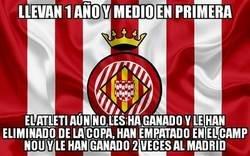 Enlace a ¡Qué mérito lo del Girona!