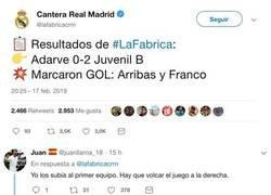 Enlace a Los dos goleadores del Madrid Castilla han dado mucho juego