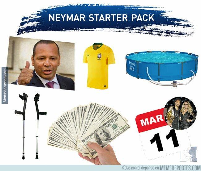 1064882 - Neymar Starter Pack