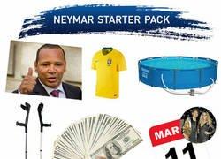 Enlace a Neymar Starter Pack