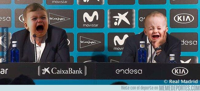 1064911 - Por si no viste la comparecencia del entrenador y director del Madrid de baloncesto, aquí está