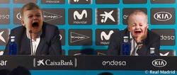 Enlace a Por si no viste la comparecencia del entrenador y director del Madrid de baloncesto, aquí está