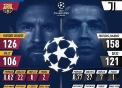 Enlace a ¡Esta semana vuelven a la Champions las dos bestias! Aquí, sus números, por @goalenespanol