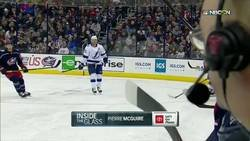 Enlace a Al borde de la muerte: un disco de hockey, un presentador y el final más inesperado