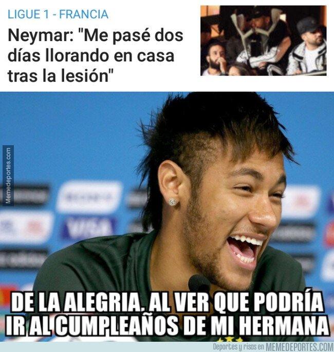 1065022 - Neymar estaba que no se lo creía