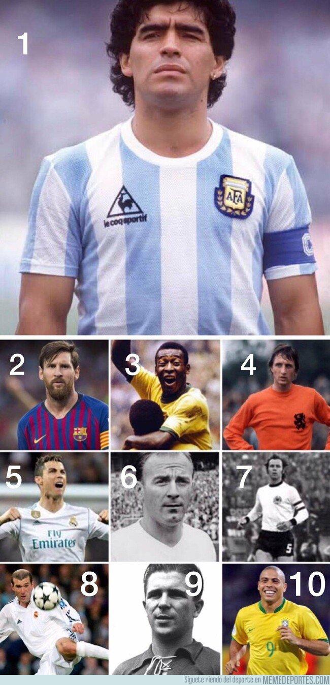 1065067 - Estos son los mejores jugadores según la revista four four two