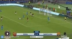 Enlace a El ultimo gol de Suárez en una visita de Champions. Si, ya había tv a color