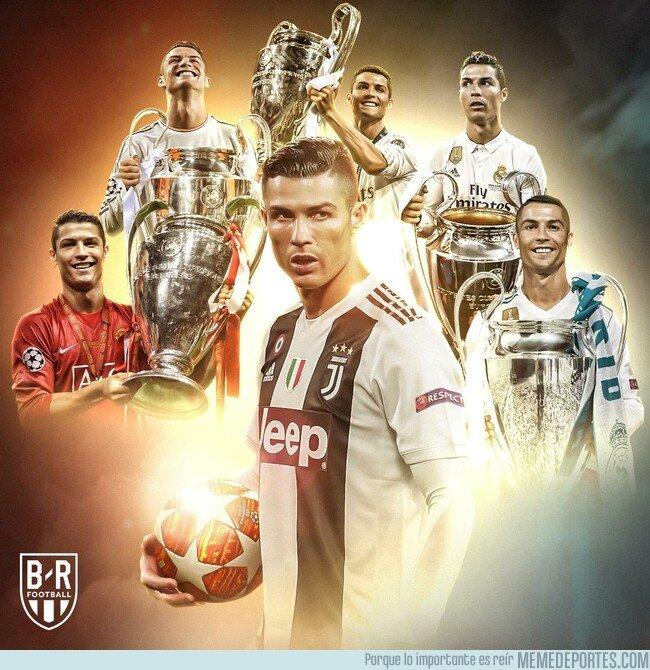 1065120 - CR7 reina en la Champions