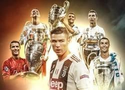 Enlace a CR7 reina en la Champions