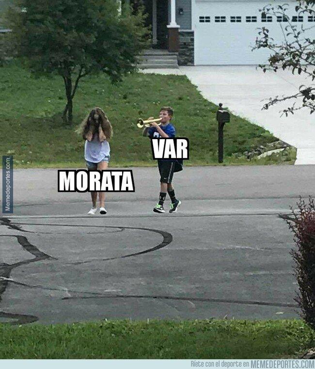 1065125 - Morata y el VAR...