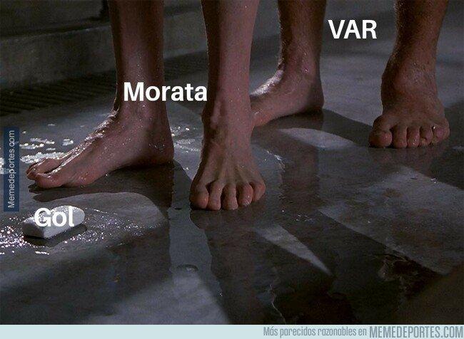 1065149 - Morata y el VAR
