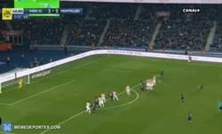 Enlace a Mientras todos flipaban con la Champions, Di María hizo esto contra el Montpellier