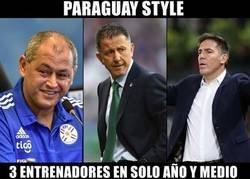 Enlace a ¿Es que nadie quiere entrenar a Paraguay?