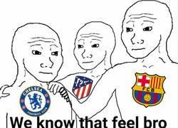 Enlace a Barça y Atleti saben lo que es estar sancionados por la FIFA