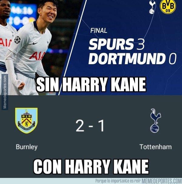 1065407 - Volvió Harry Kane, pero parece que estaban mejor sin él
