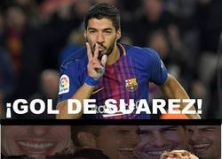 Enlace a Suárez y los memes madridistas