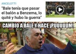 Enlace a Otro punto de vista sobre las declaraciones de Ancelotti
