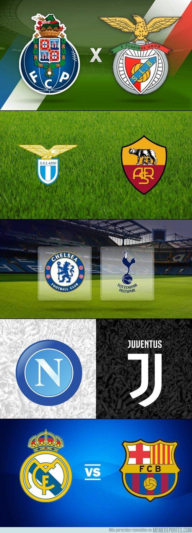 1065519 - Que se prepare Europa para la próxima jornada de ligas