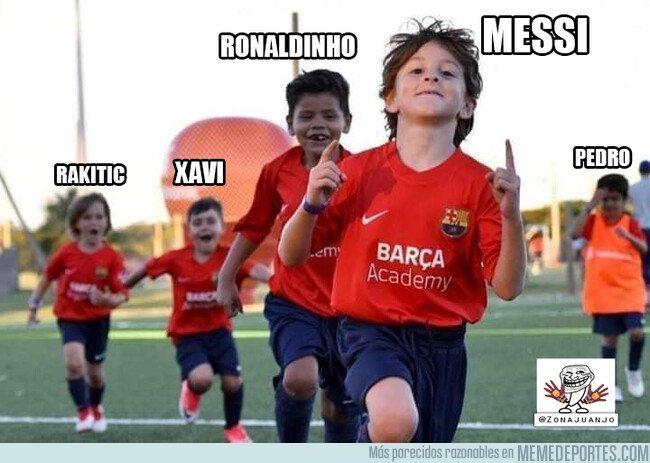 1065536 - Las reencarnaciones de Messi, Ronaldinho y compañía ya está pasando en el FC Barcelona