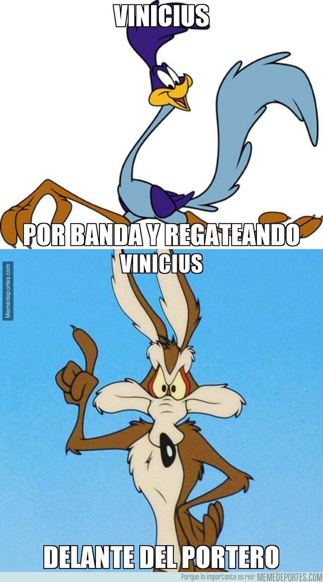 1065556 - Vinicius en clave Looney Tunes