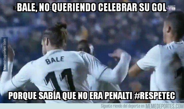 1065652 - Bale tuvo un gesto muy noble