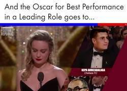 Enlace a Y el Oscar va para...