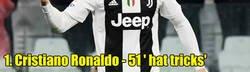 Enlace a Los futbolistas en activo con más 'hat tricks' en su carrera y ojito que Messi no es el número 1